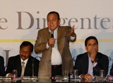 Anuncia PRD cierre de filas en torno a defensa de Pemex, ante intención privatizadora del PRI
