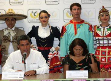 Invita Milpa Alta al XII Festival Internacional del Folklore