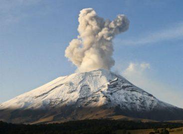 Necesario fortalecer medidas de prevención y protección ante la actividad del Popocatépetl