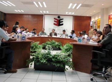 Avance del 97.98 por ciento en el cómputo de los Consejos Distritales en Oaxaca: IEEPCO