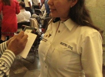 Graves consecuencias manejo indebido de documentos oficiales: Reyes Soto