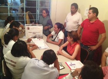 Termina cómputo de actas el Consejo Municipal de Oaxaca de Juárez; inicia conteo voto por voto