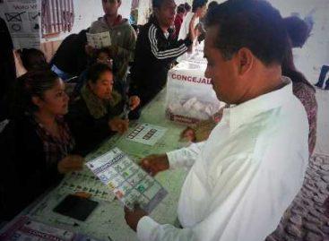 Como deber ciudadano, todos debemos acudir a votar: Ignacio Esteva