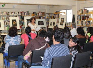 Llevan lectura en voz alta mediante el programa Cultura Sustentable, en Oaxaca de Juárez