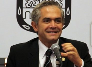 Vamos por una reforma política de consenso, una reforma política sin condiciones: Mancera Espinosa