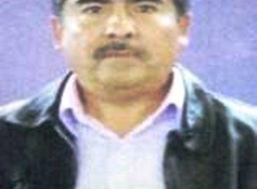 Hayan cuerpo de Herón Luciano Sixto defensor de derechos indígenas, desaparecido en la Mixteca