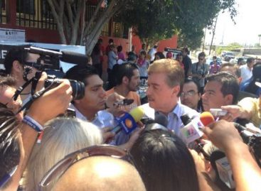 Existe confianza en un proceso pacífico durante las elecciones de este domingo: Preciado