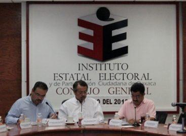 Dará IEEPCO por concluidos los resultados del PREP este lunes 08 de julio, en Oaxaca