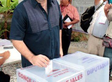 Jornada electoral en calma en municipio de Oaxaca de Juárez: Ugartechea Begué
