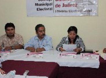 Ratifican triunfo del priista Javier Villacaña Jiménez como presidente municipal de Oaxaca de Juárez
