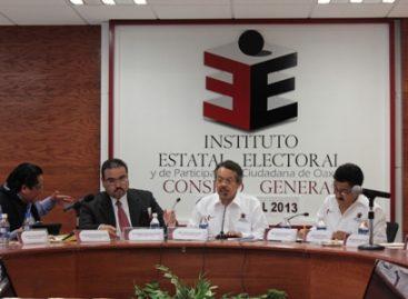 Reporta IEEPCO instalación del 99.56 por ciento de casillas en Oaxaca
