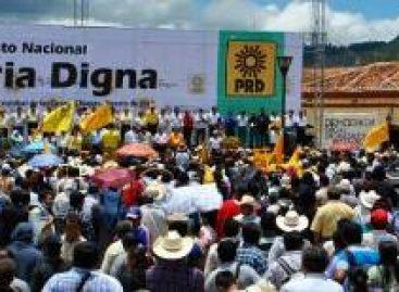 Exige Movimiento Nacional Patria Digna reforma profunda de Petróleos Mexicanos