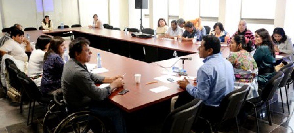 Ley de transporte que respete a personas con capacidades diferentes, demandan a Congreso de Oaxaca