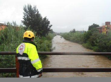 Atiende Protección Civil Municipal afectaciones por lluvias en Oaxaca de Juárez