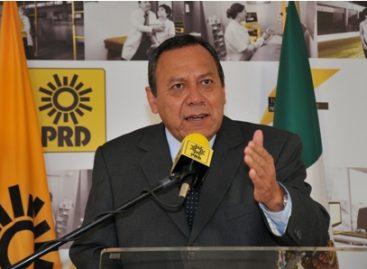 Con nacionalismo, el PRD defenderá soberanía de PEMEX y CFE: Zambrano Grijalva