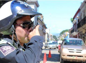 Garantizará Policía Vial seguridad de escolares por regreso a clases en Oaxaca de Juárez