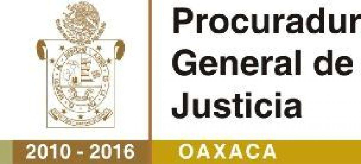 Sentencia de 20 a?os a mujer que priv? de la vida a su padrastro en Tututepec, Oaxaca