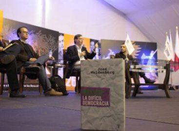 Partidos culpables por la incomprensi?n de la transici?n mexicana: Woldenberg en la #FUL2013