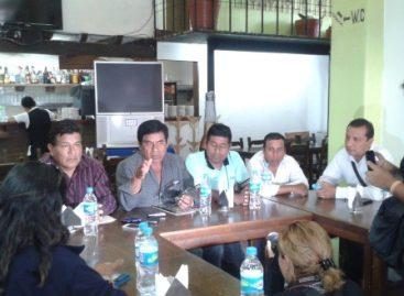 Denuncian autoridades municipales y comunales de Yucutindoo apatía del gobierno