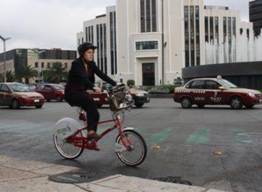 Impulsan uso de vehículos no motorizados, para reducir la contaminación