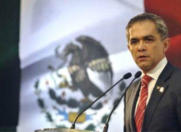 Llama Mancera Espinosa a la cohesión social para lograr la autonomía del Distrito Federal