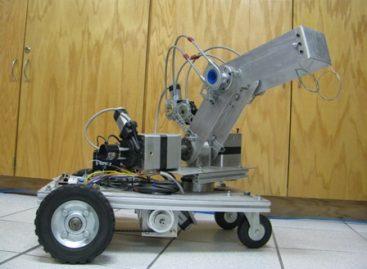 Apoyan desarrollo de robot, ayudará en la búsqueda y rescate de personas; destinarán 600 mil pesos