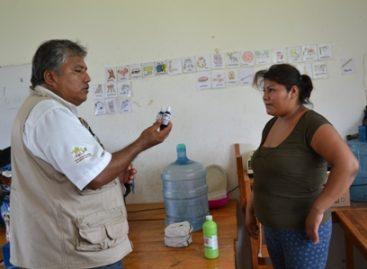 Exhortan a la población a extremar medidas sanitarias por lluvias en el Istmo de Oaxaca