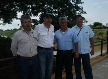 Realiza reunión de trabajo Comité de Cuenca del río Los Perros que trabaja para prevenir inundaciones