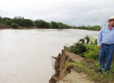 Afectadas unas tres mil hectáreas de alta productividad por las lluvias, primer reporte preliminar