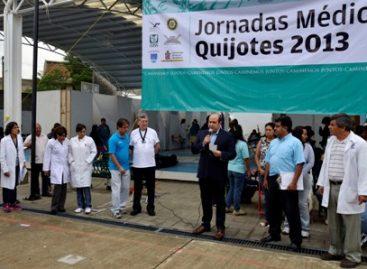 Participan m?s de 100 m?dicos en las Jornadas M?dicas Quijotes 2013 en Oaxaca de Ju?rez