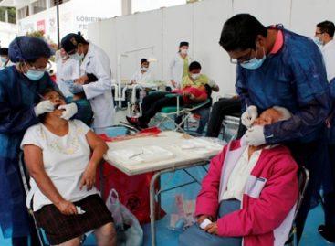 Más de dos mil personas atendidas en Jornadas Médicas Quijotes 2013, en Oaxaca