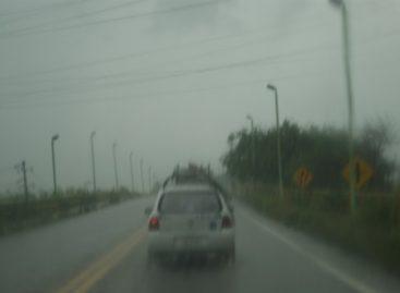 Provoca Onda Tropical 17 lluvias de intensas a fuertes en el Sur y Sureste del pa?s