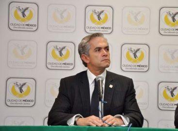 Nombran a Alfredo Hernández García como secretario de Obras y Servicios en el DF