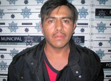 Detenido por delitos contra la salud en Oaxaca; llevaba casi dos kilogramos de marihuana