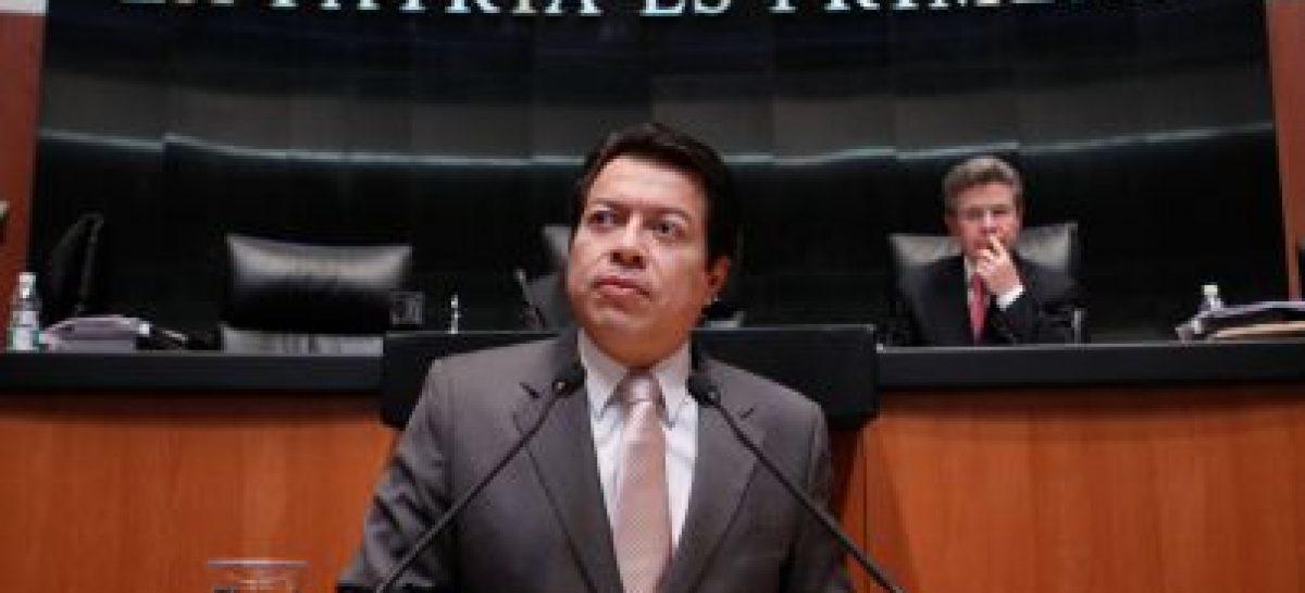 Detalle de menor recaudación, causas, montos y rubros, exige Delgado Carrillo a la SCHP