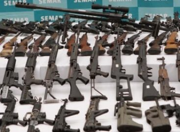 Ratifica Senado de la República Tratado sobre el Comercio de Armas