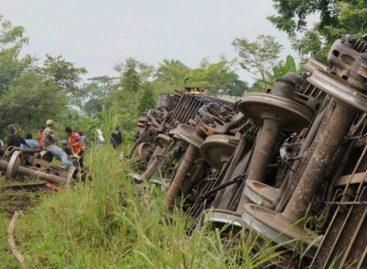 Atiende CNDH personas migrantes varadas por descarrilamiento de tren en Chiapas
