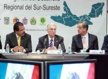 El gran proyecto regional y social para México es el Sur-Sureste: Pérez Magaña