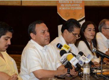 PRD no permitirá que régimen fiscal de Pemex se incluya en paquete fiscal del gobierno: advierte Zambrano