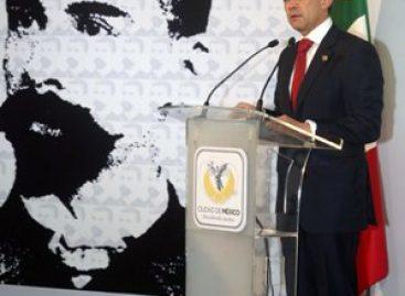 El gobierno de la ciudad es garante del diálogo y de las libertades ciudadanas, asegura Mancera