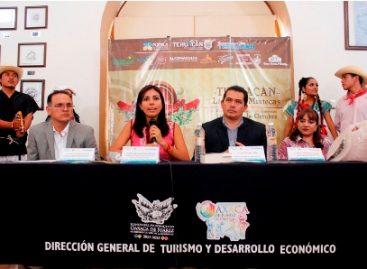 Conjugan sabor y tradición en festival gastronómico de La Matanza y el Mole de Caderas 2013