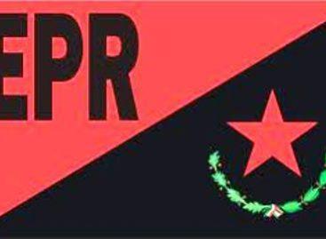 Condena EPR asesinatos y atentados contra luchadores sociales