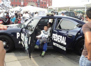 Implementa Policía Federal jornada de vinculación social en Tlalnepantla
