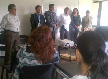 """Realizan curso """"Medidas preventivas de protección a defensores de derechos humanos y periodistas"""""""