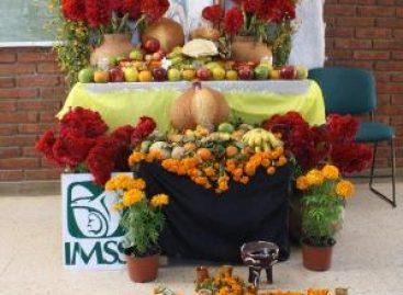 Convoca IMSS-Oaxaca a participar en concurso de altares de muertos