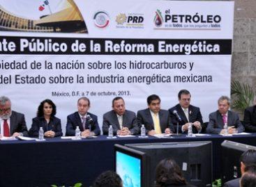 Asegura Jesús Zambrano que ni Peña Nieto ni nadie podrán desdeñar consulta popular
