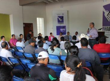 Entrega Sedesol a habitantes de Matatlán recursos del Programa 3 x 1 para Migrantes