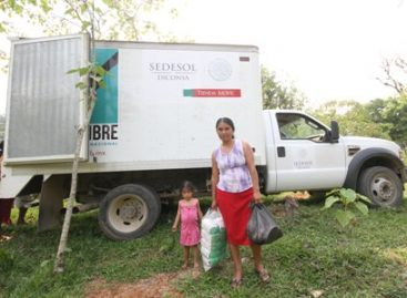 Contribuye Diconsa sureste a la seguridad alimentaria de 4.2 millones de personas