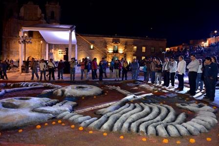 Tradición de muertos en Oaxaca