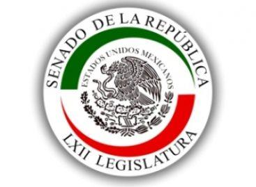Exhorta Senado al Poder Ejecutivo a suscribir de inmediato el Tratado de Límites con Belice